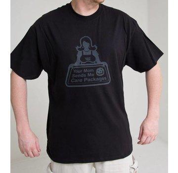MIL-SPEC MONKEY Your Mom T-Shirt (Black)