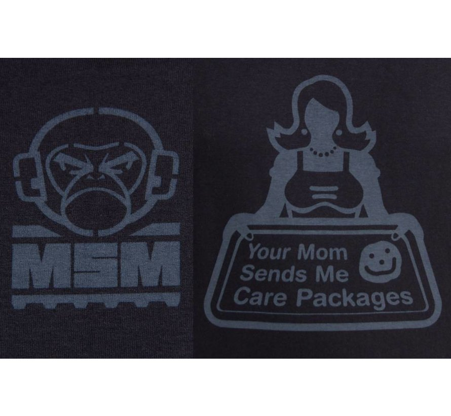 Your Mom T-Shirt (Dusty Brown)