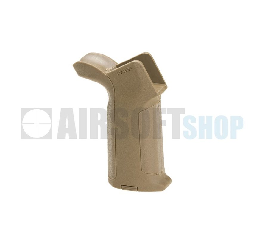 Amoeba Beavertail Backstrap Grip (Tan)