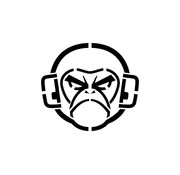 MIL-SPEC MONKEY Logo Decal