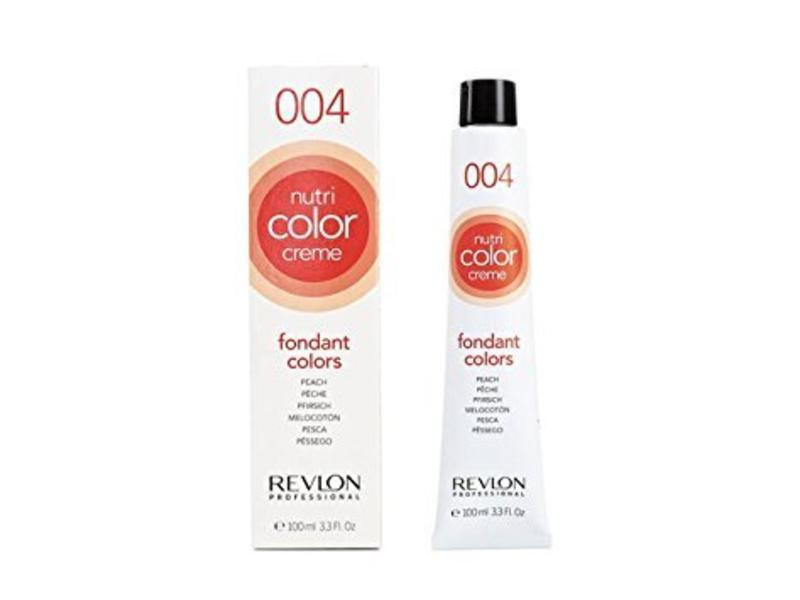 Revlon Nutri Color Creme Fondant Colors 004 Peach 100ml