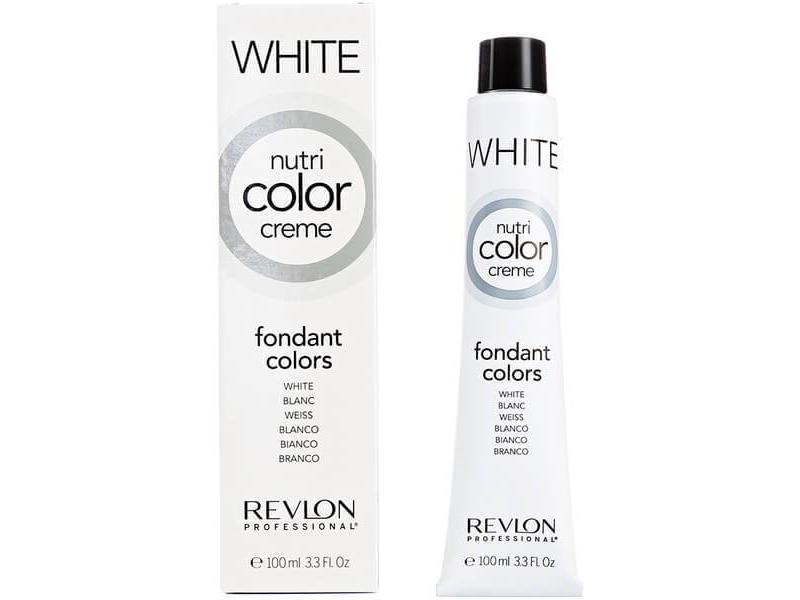 Revlon Nutri Color Creme Fondant Colors 000 White 100ml