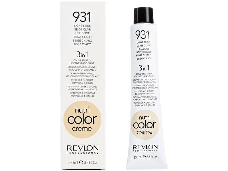 Revlon Nutri Color Creme 931 Light Beige Blond 100ml