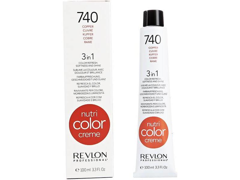 Revlon Nutri Color Creme 740 Copper 100ml