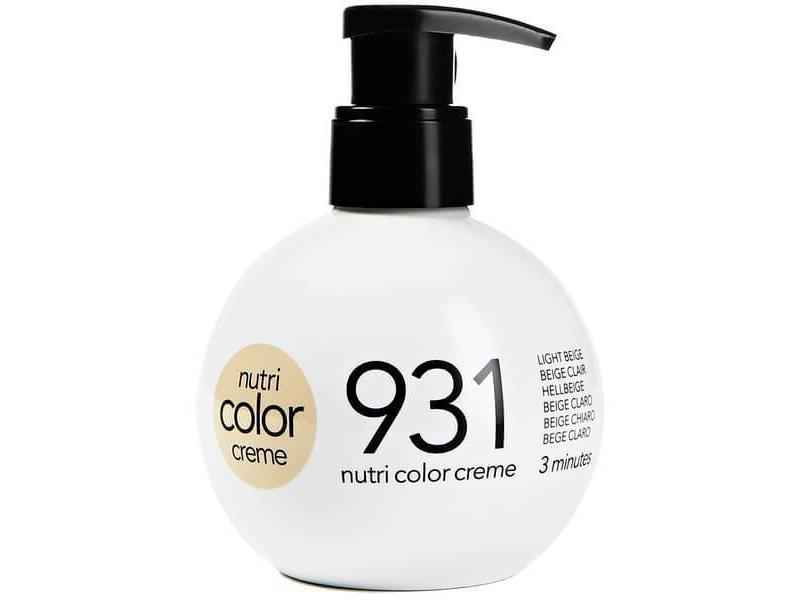 Revlon Nutri Color Creme 931 Light Beige Blond 250ml