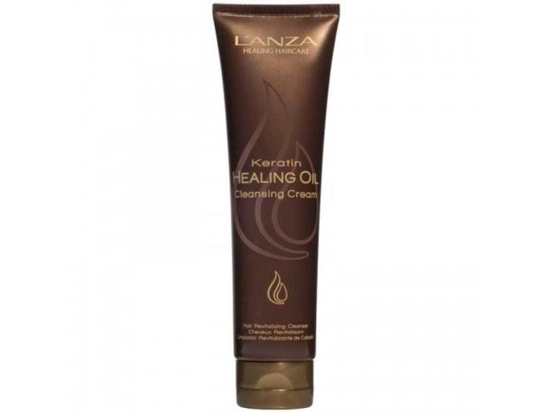 L'ANZA Keratin Healing Oil Cleansing Cream 100ml