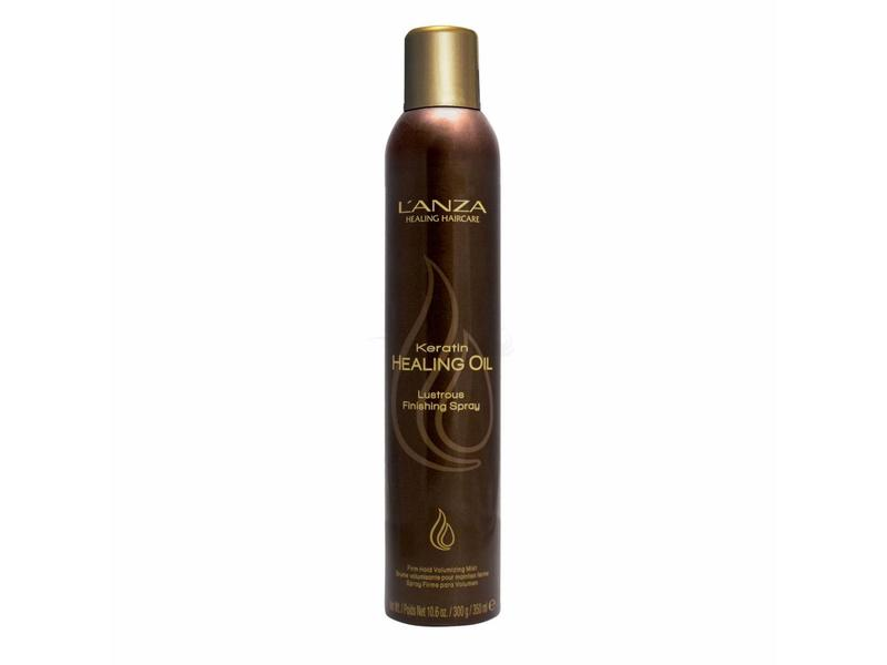 L'ANZA Keratin Healing Oil Lustrous  Finishing Spray 350ml