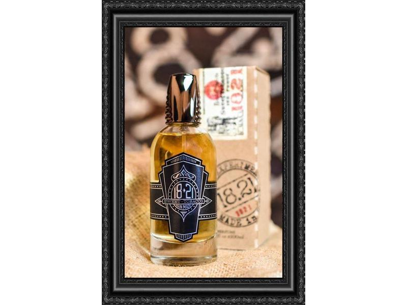18.21 Man Made Sweet Tobacco Spirits 100ml