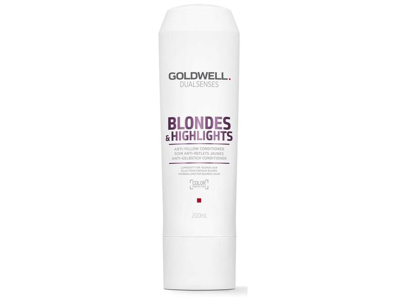 Goldwell Dualsenses Blondes & Highlights Anti Yellow Conditioner  200ml