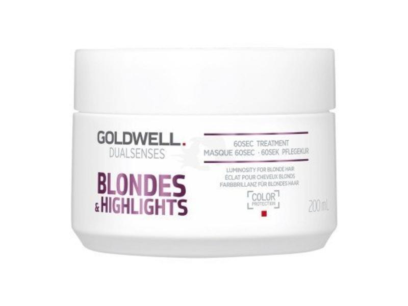 Goldwell Blondes & Highlights 60Sec Treatment  200ml