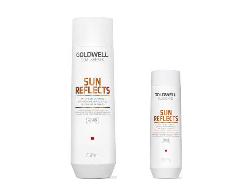 Goldwell Sun Reflects After-Sun Shampoo