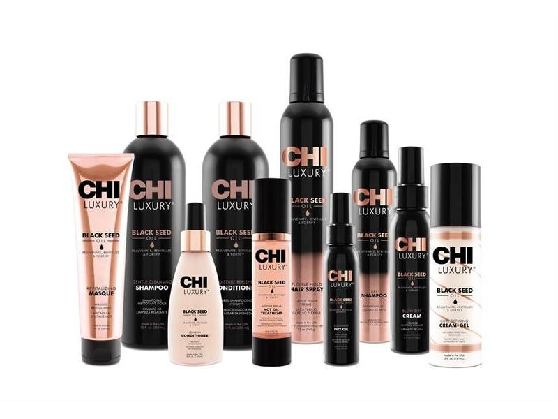 Chi Luxury Black Seed Oil Dry Shampoo 150gr