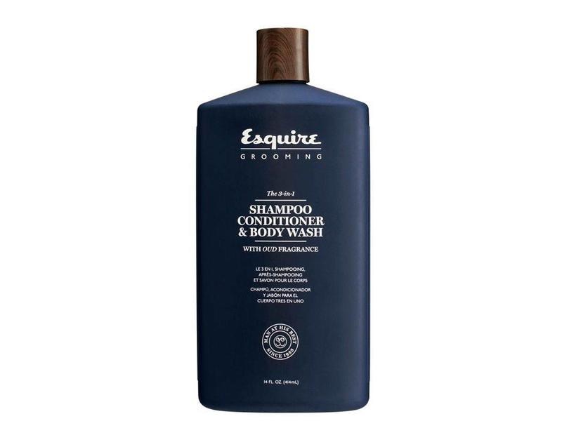 Esquire Grooming Shampoo Conditioner & Body Wash 414ml