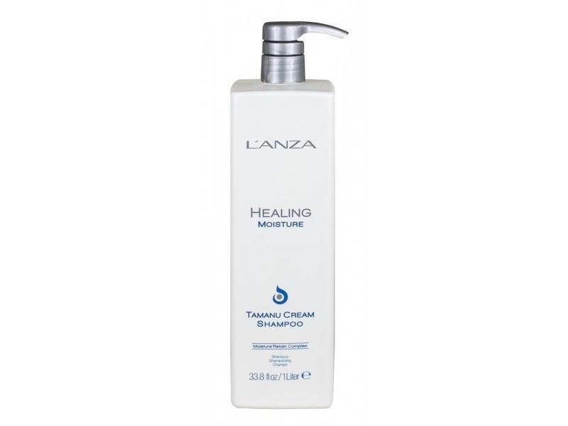 L'ANZA Healing Moisture Tamanu Cream Shampoo 100ml