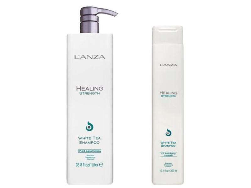 L'ANZA Healing Strenght White Tea Shampoo