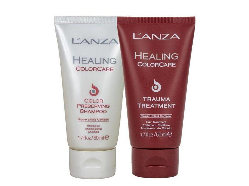 L'ANZA Healing Colorcare Trauma Treatment & Preserving Shampoo 50ml