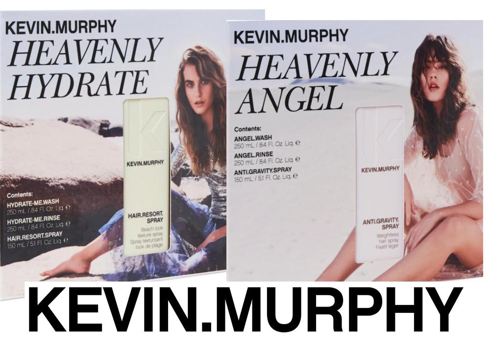2 Nieuwe voordeelpakketten van Kevin Murphy