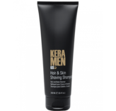 Kis Keramen Hair & Skin Shaving Shampoo 250ml