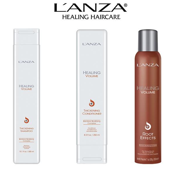 L'ANZA Healing Volume Pakket - Pak je voordeel