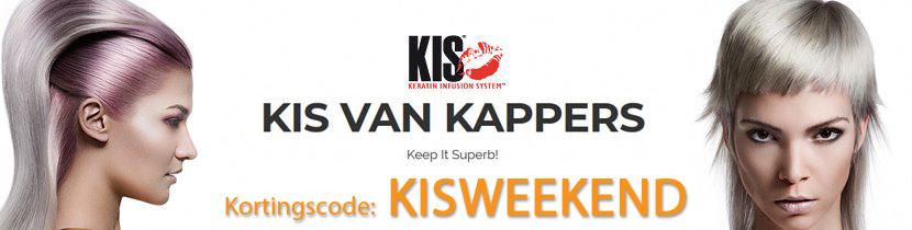 Aktie Weekend! 10% Korting op alle Kis producten!
