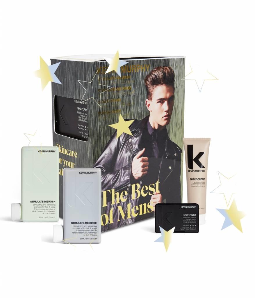 Kevin Murphy €27,50 korting op The Best of Mens deal Pakket