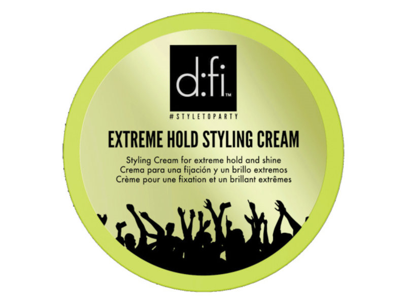 d:fi Extreme Hold Styling Cream 150 gram