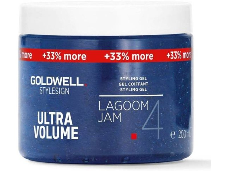 Goldwell Stylesign Ultra Volume Lagoom Jam 200ml
