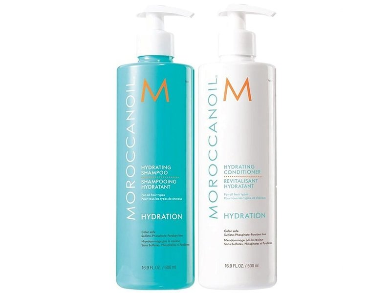 Moroccanoil Hydrating Shampoo & Conditioner 500ml