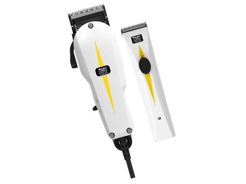 Wahl Super Taper- Tondeuse en Trimmer Combipack