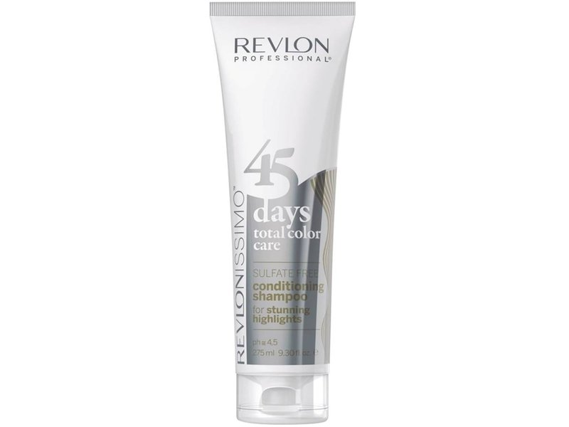Revlon 45 Days Shampoo & Conditioner Stunning Highlights 275ml
