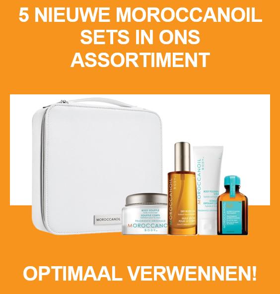 5 Nieuwe Moroccanoil sets