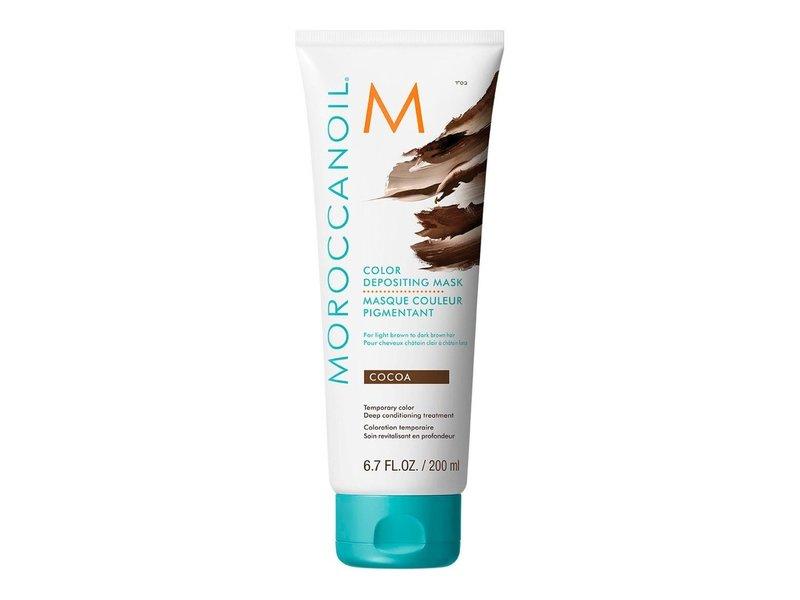 Moroccanoil Color Depositing Mask Cocoa 200ml
