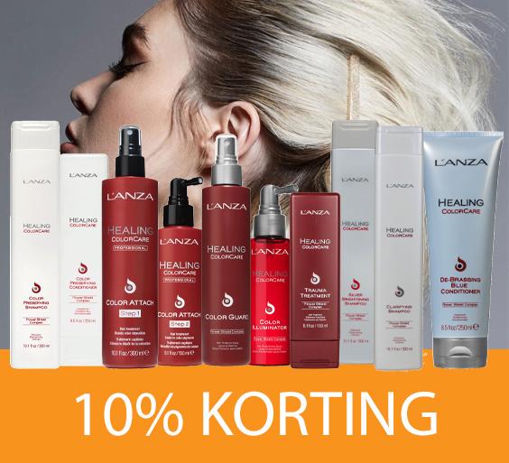 10% Korting op alle L'ANZA producten
