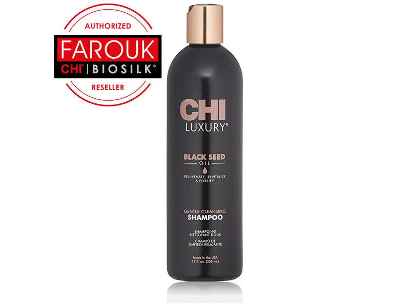 Chi Luxury Black Seed Oil  Shampoo 355ml
