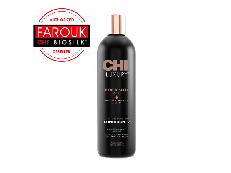 Chi Luxury Black Seed Oil Conditioner 355ml