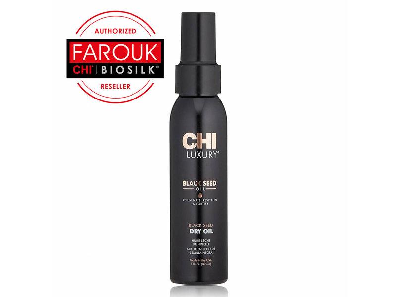 Chi Luxury Black Seed Dry Oil 89ml