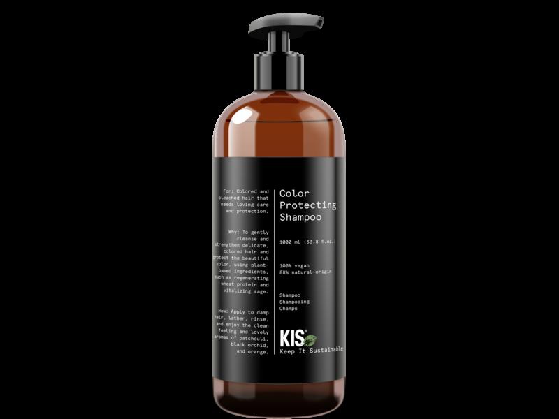 Kis Green Color Protecting Shampoo 1000 ml