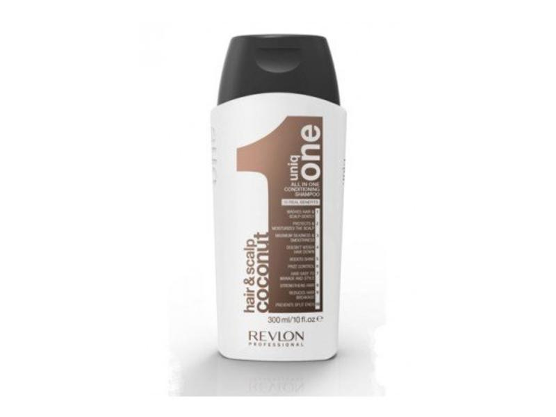 Revlon Uniq One Hair & Scalp Shampoo 300ml coconut