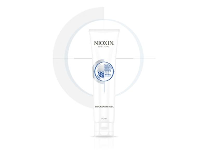 Nioxin 3D Styling Thickening Gel 140ml
