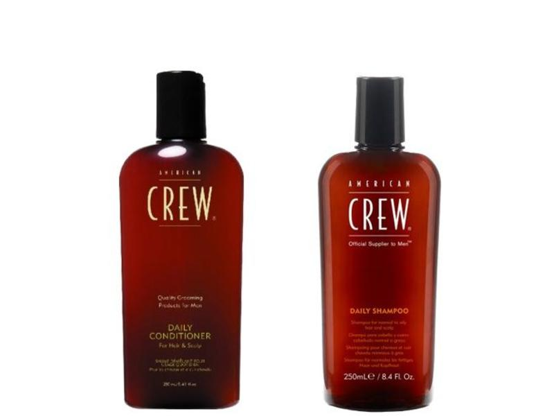American Crew Daily shampoo & Conditioner 250ml
