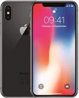 refurbished iphone x vergelijken
