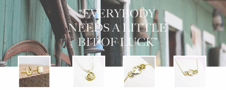 everybody needs luck