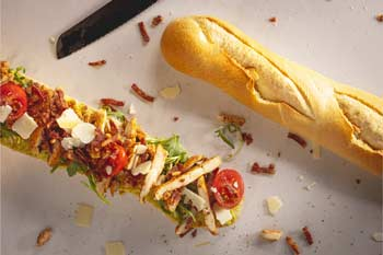 Mexican sandwich 2
