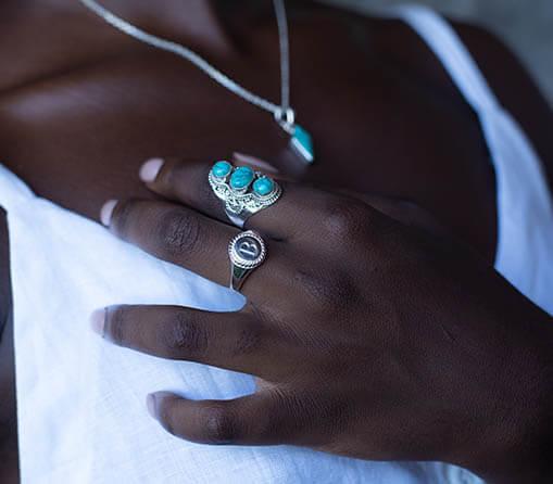 Graveerbare sieraden