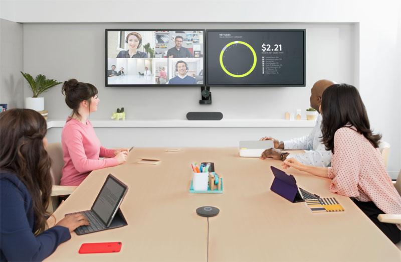 Collaboration Boardroom