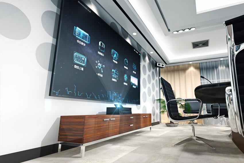 Extra grote boardroom